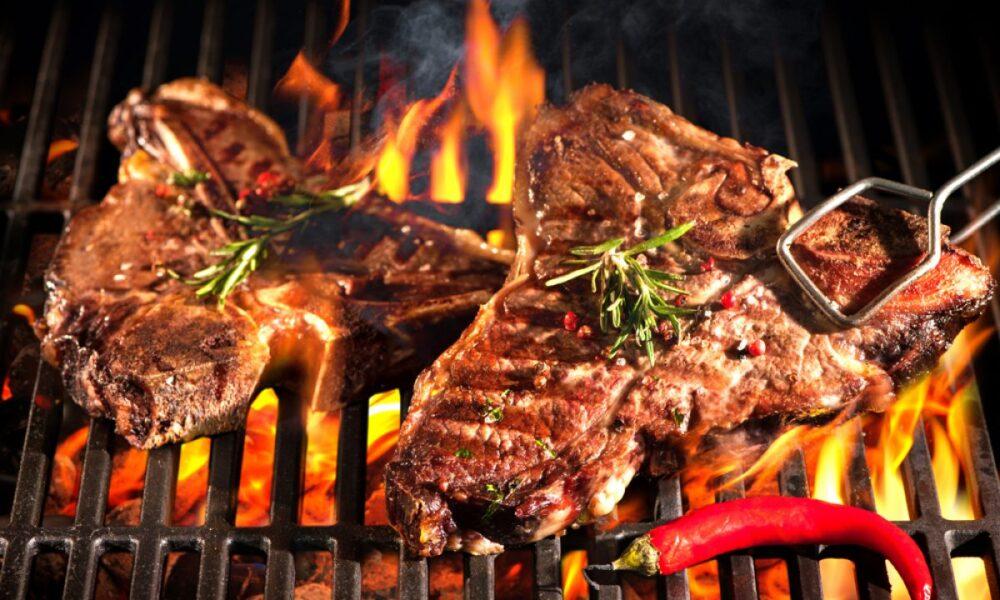 Asar y hornear la carne