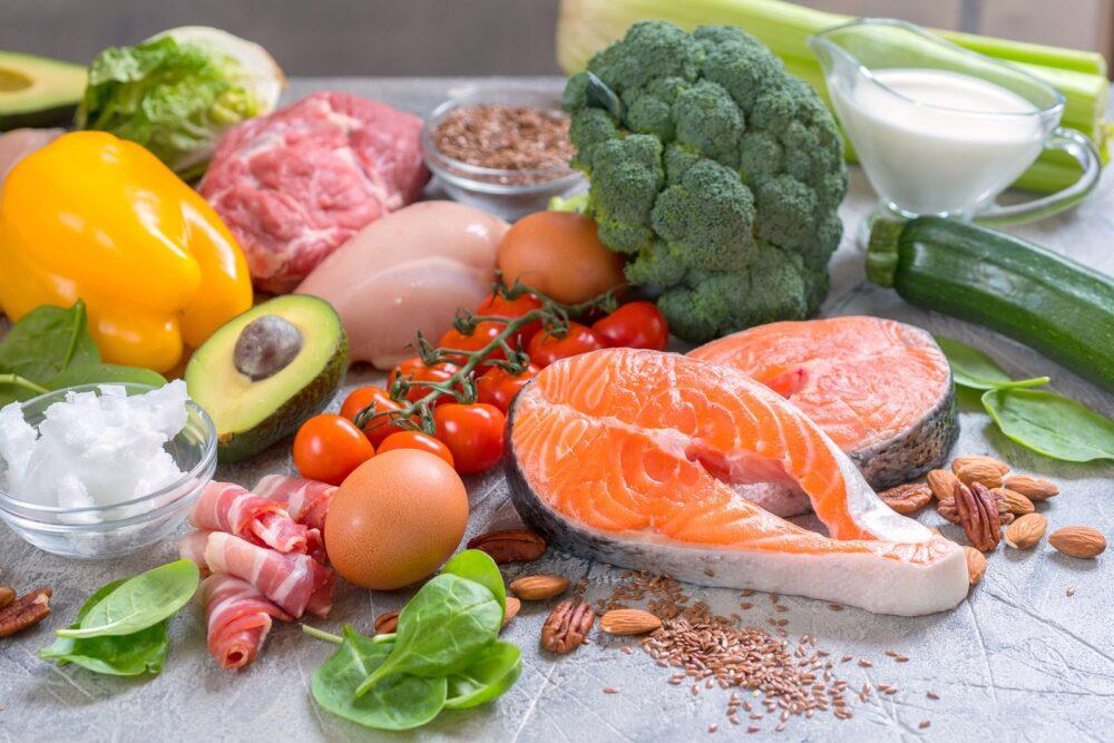 Asegúrese de comer suficientes proteínas