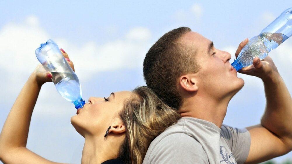 Beba mas agua