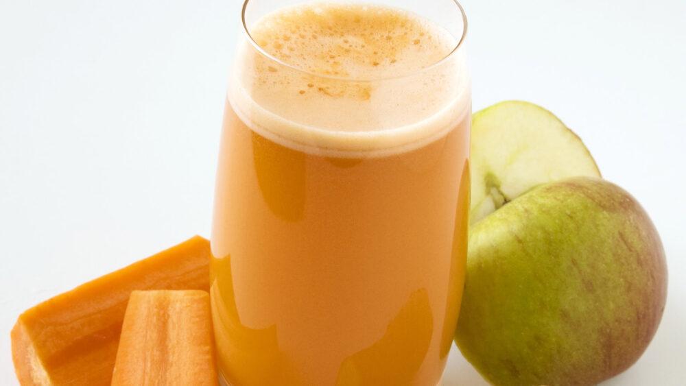 Beber jugo de manzana puede incrementar la actividad antioxidante