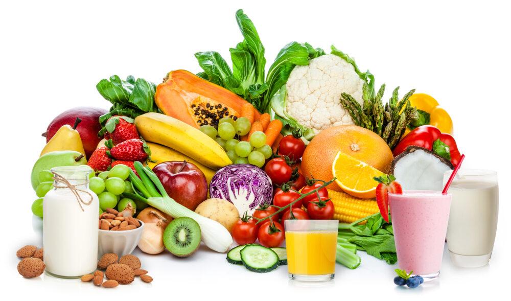 Cálculo de los carbohidratos netos en alimentos enteros