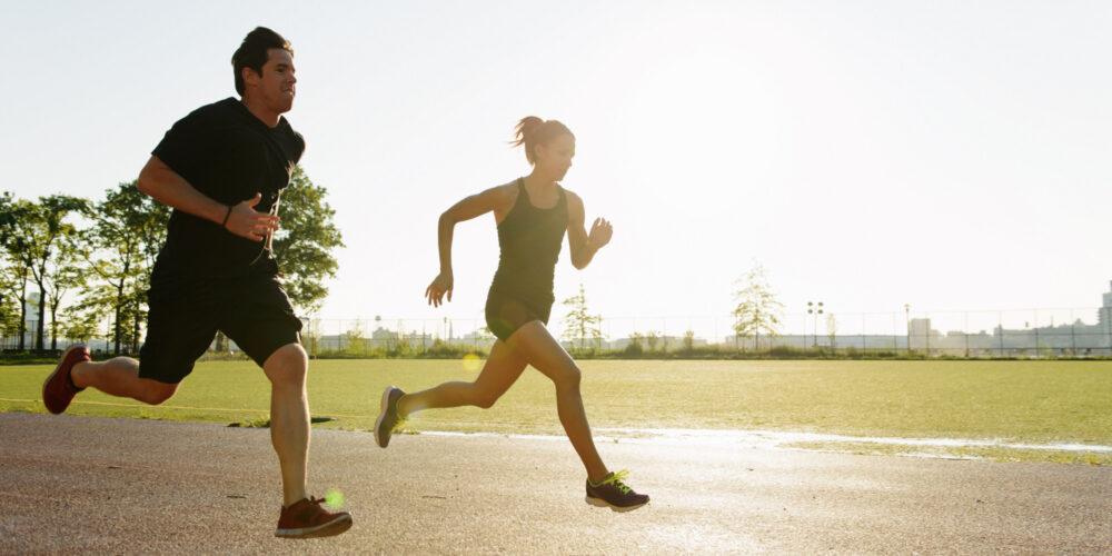 Cómo correr te ayuda a perder peso