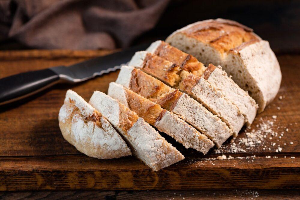 Cómo hacer pan de masa madre