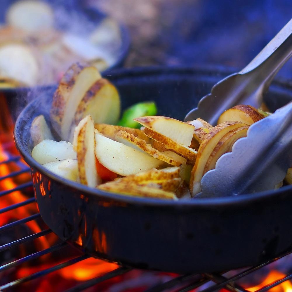 Cómo la cocina afecta el contenido de nutrientes de los alimentos
