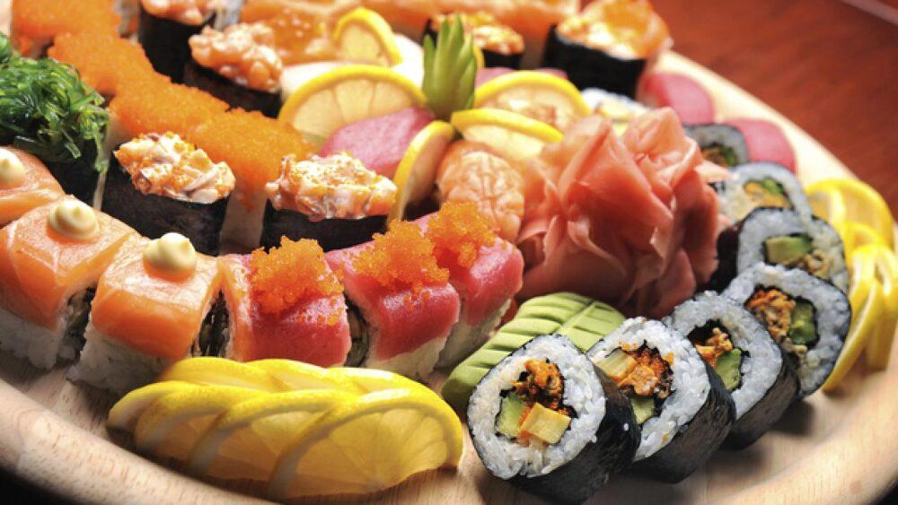 Cómo maximizar los beneficios de salud del sushi