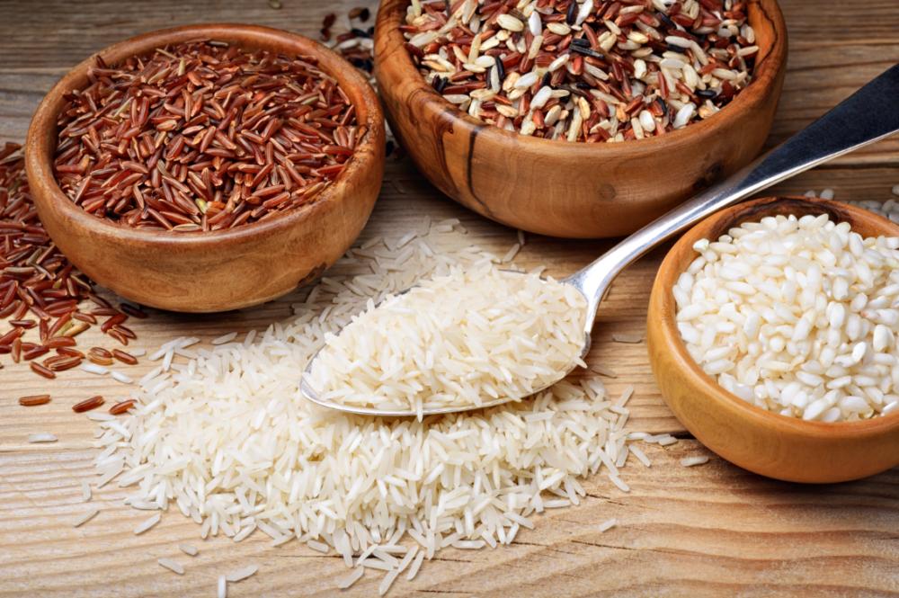 Cómo reducir el arsénico en el arroz