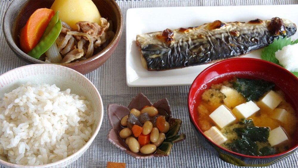 Cómo seguir la dieta tradicional japonesa