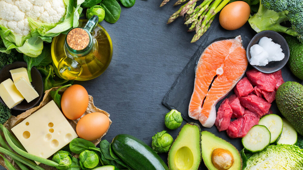 Cómo seguir una dieta cetogénica