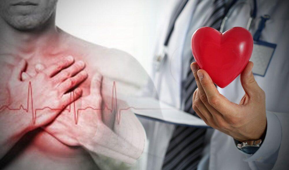 Cambios en el ritmo cardíaco