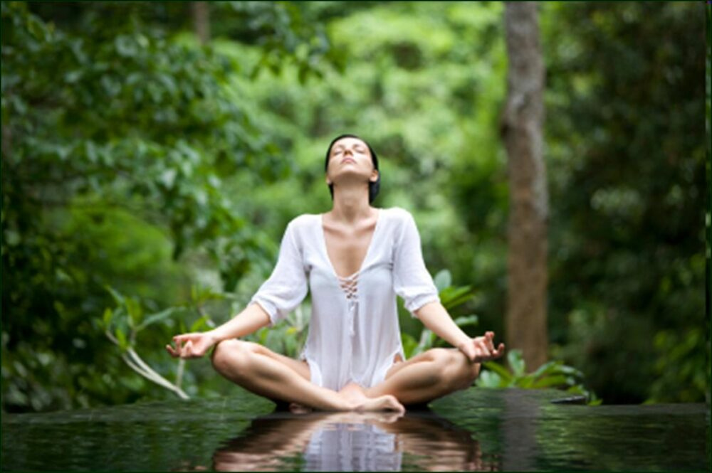 Camine o medite
