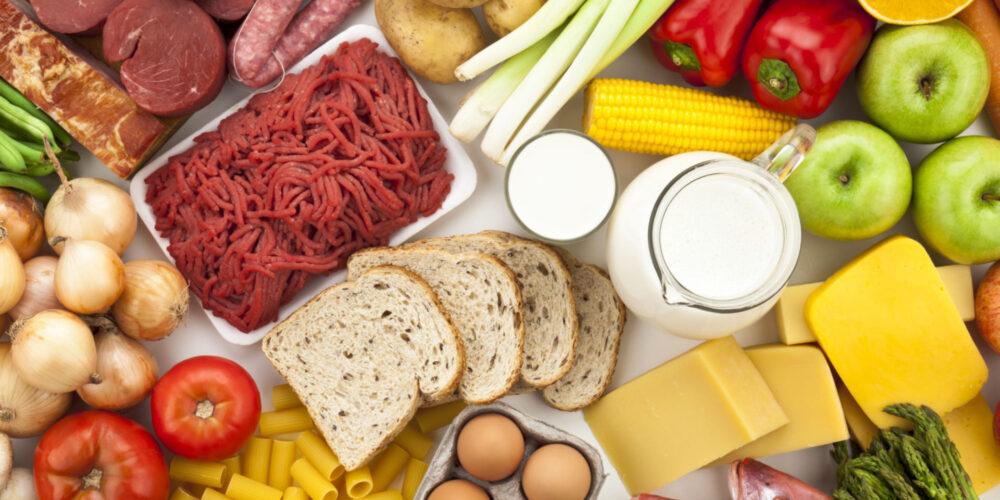 Carbohidratos, grasas y proteínas