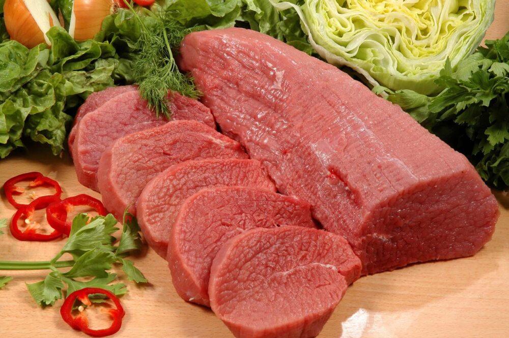 Carne, control de peso y obesidad