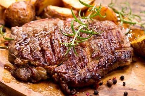 Carne sobrante