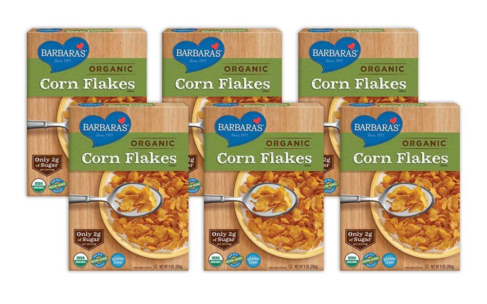 Cereal de Trigo Rallado de Barbara