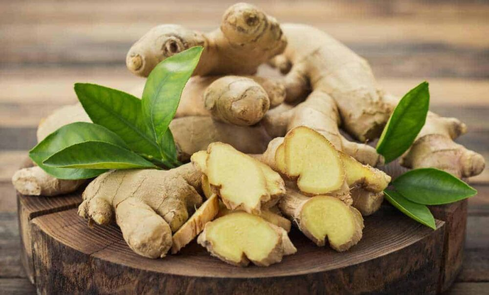 Comer jengibre ayuda a reducir el apetito