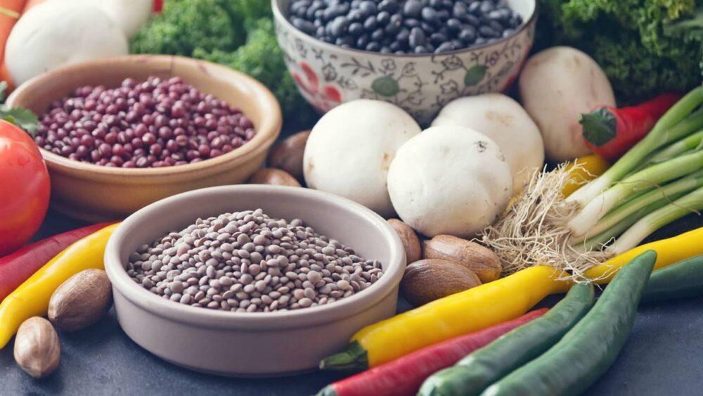 Comer legumbres 3 veces en la semana Redujo el riesgo de la diabetes tipo 2