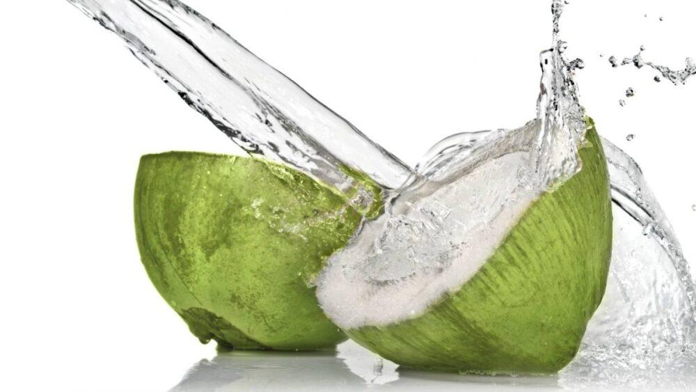 Deliciosa fuente de hidratación