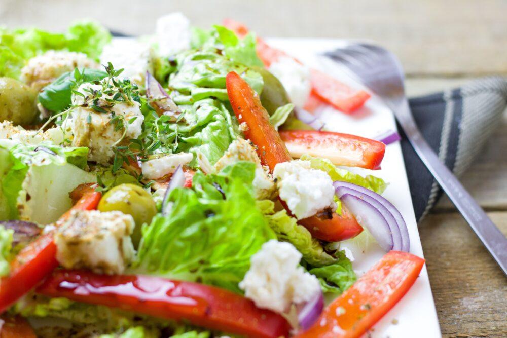 Dieta mediterránea baja en carbohidratos