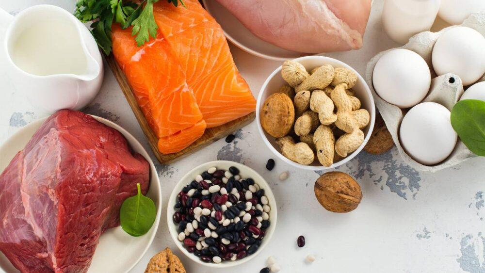 Dieta paleo alta en proteína