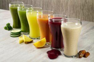 ¿Puede el jugo ayudar a perder peso?
