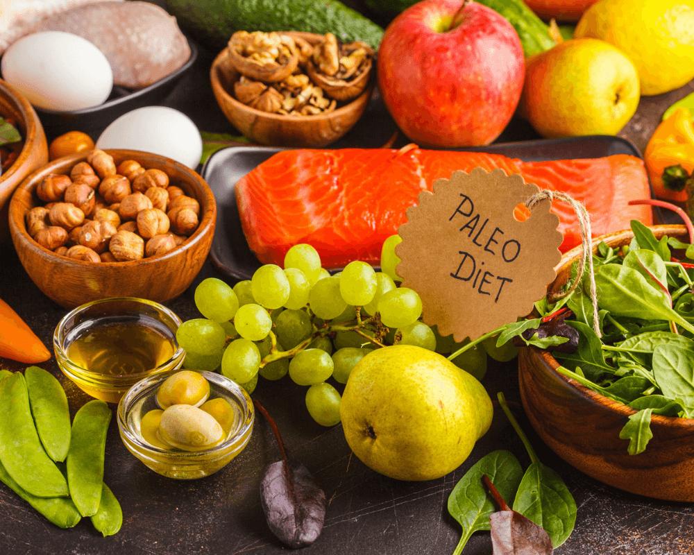 Dietas de paleo modificadas