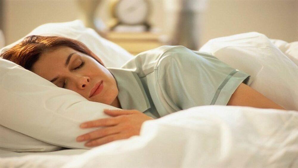 Duerma mucho y bien
