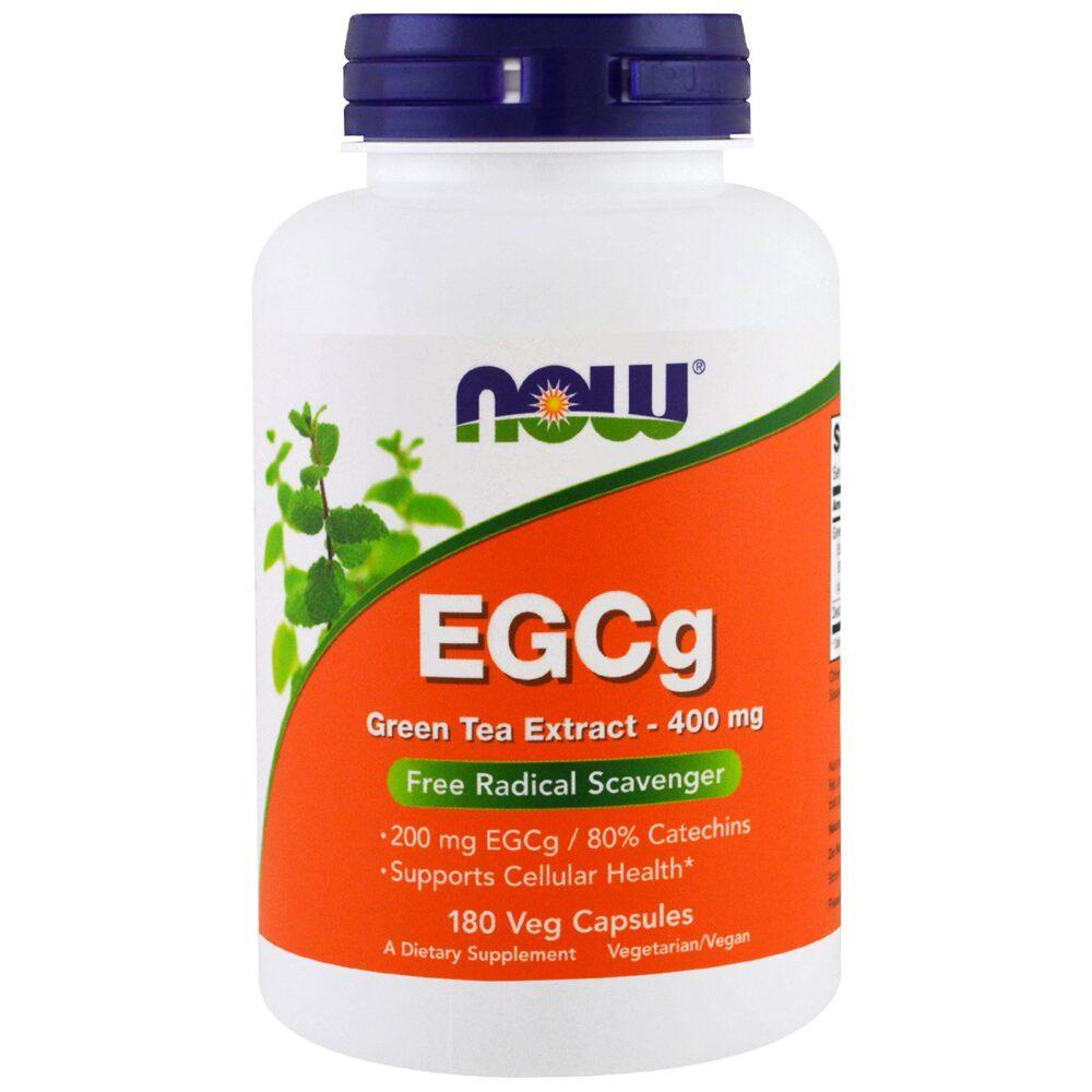 EGCG (Epigallocatechin Gallate): Beneficios, dosis y seguridad