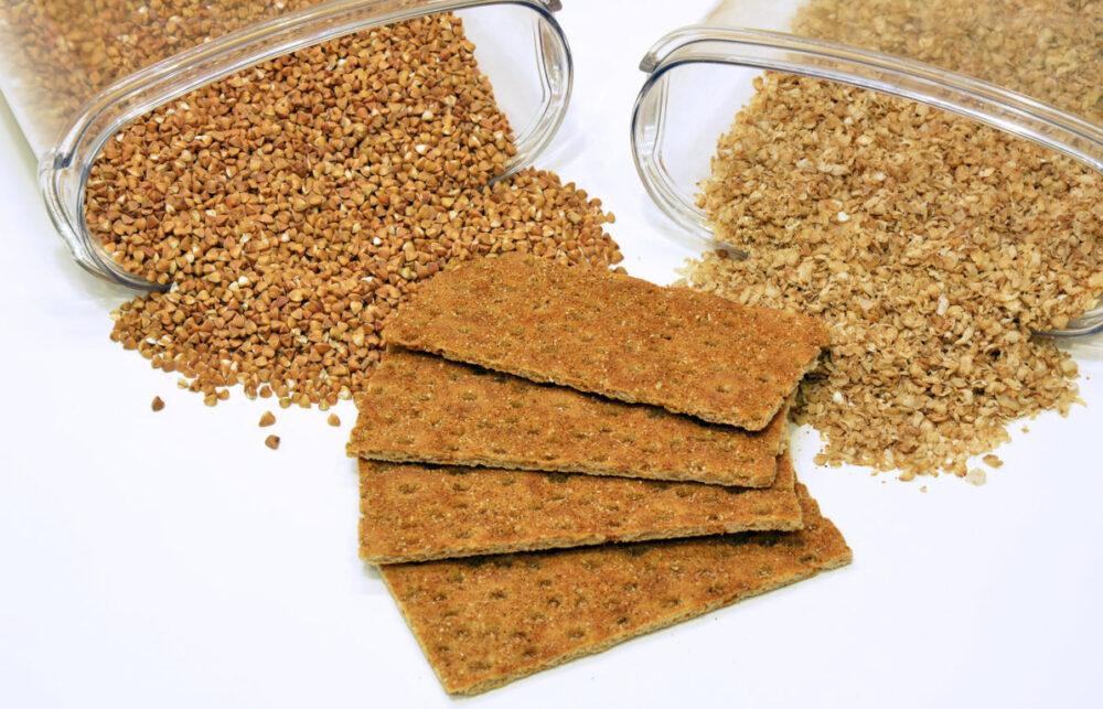 El alforfón es más rico en minerales que muchos otros sesudo-cereales