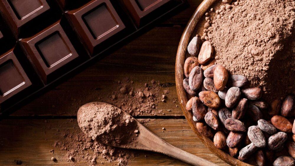 El chocolate negro con un alto contenido de flavanol puede proteger contra los daños causados por el sol y mejorar la hidratación, el grosor y la suavidad de la piel.