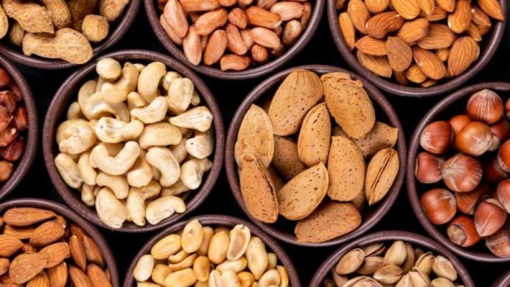 El consumo regular de frutos secos no está relacionado con el aumento de peso