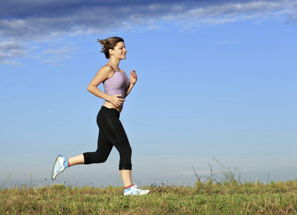 El correr a alta intensidad suprime el apetito y ayuda a comer menos
