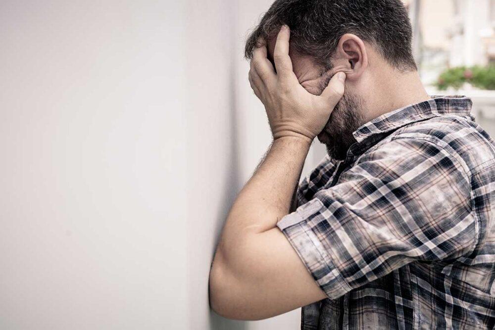 El estrés puede causar depresión