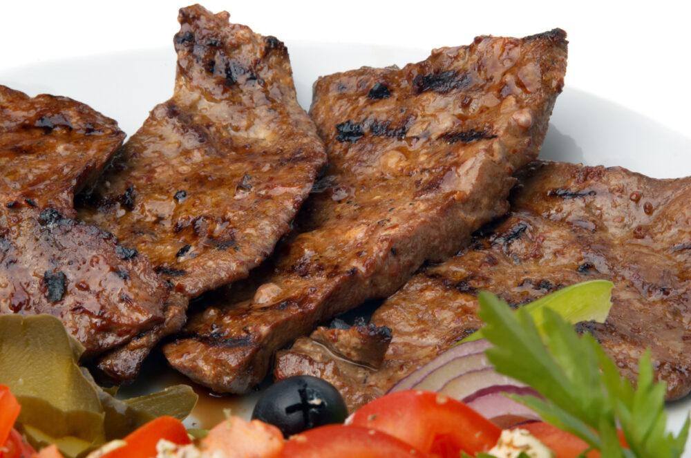 El hígado tiene menos calorías que muchas otras carnes