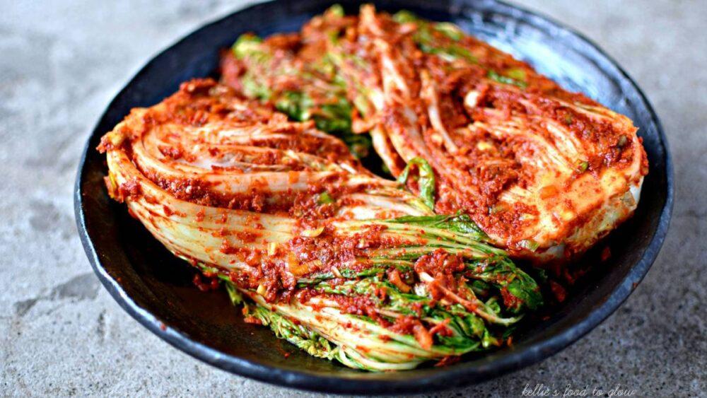 El kimchi
