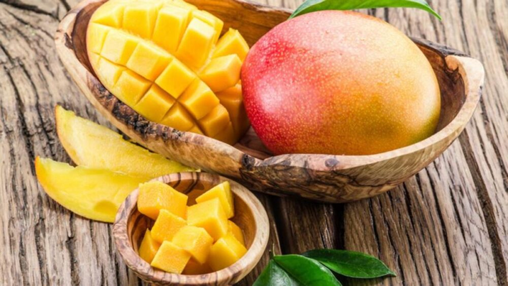 El mango contiene nutrientes que ayudan a tener un corazón saludable