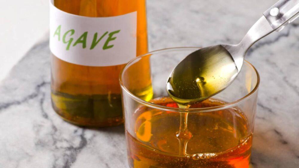 El néctar de agave es un endulzante saludable
