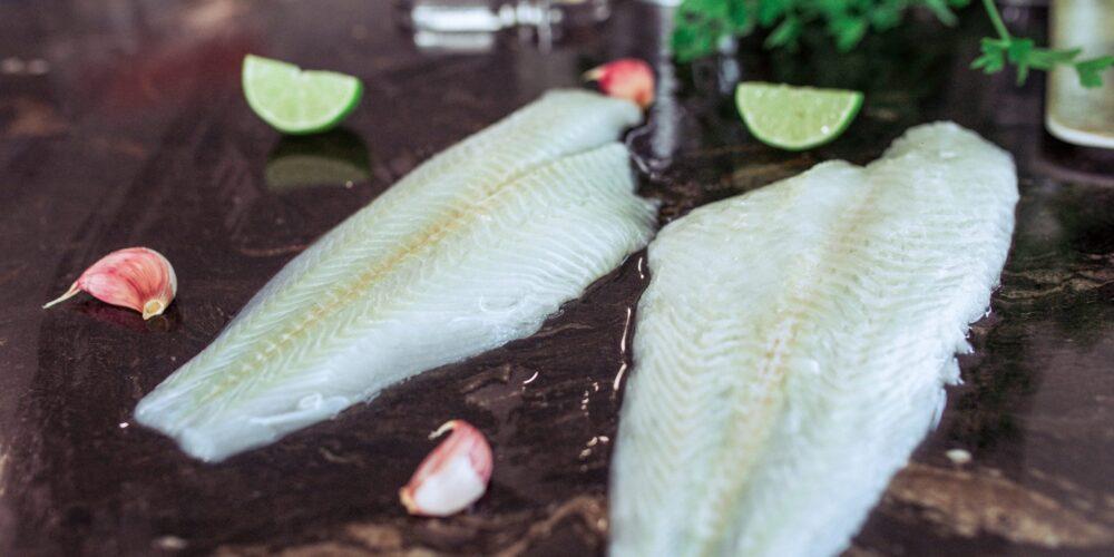 El pez halibut es una excelente fuente de proteína