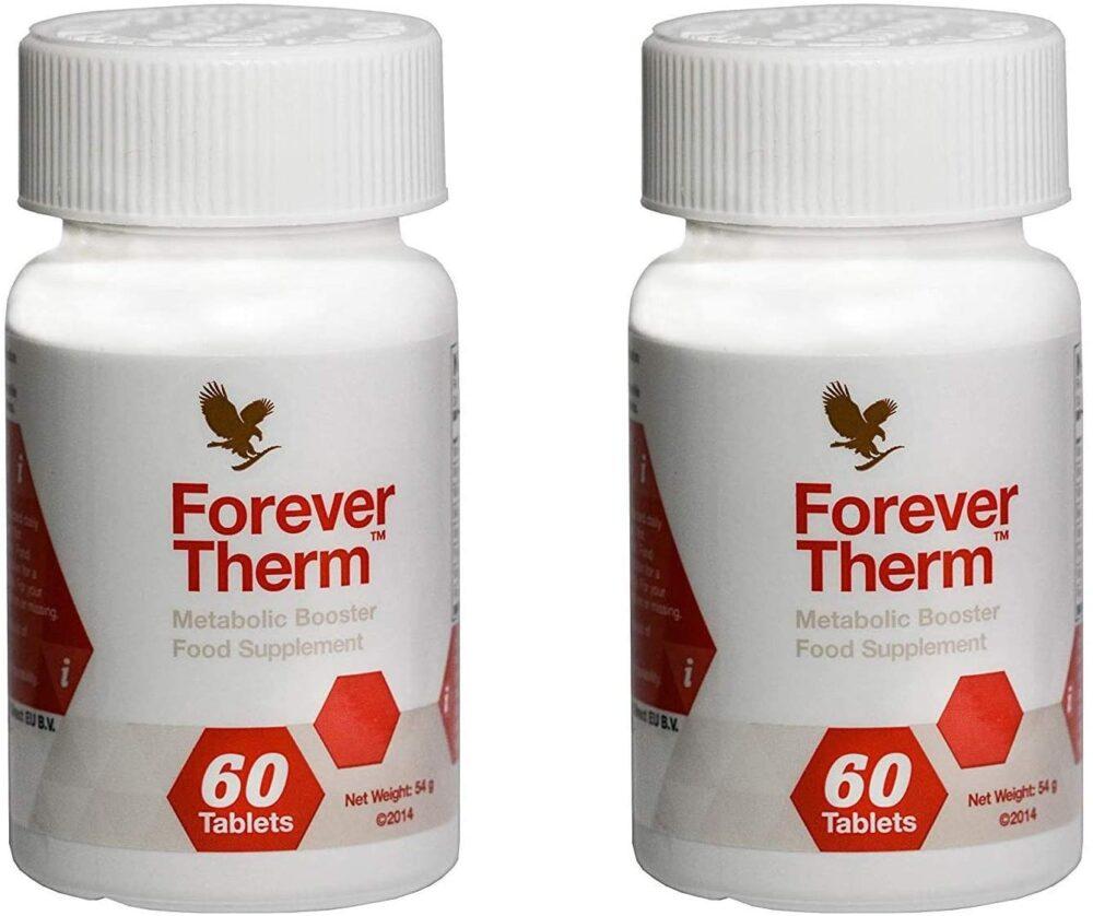 El suplemento herbal Forever Therm en la dieta Clean 9 se afirma que le da un impulso de energía e incrementa su metabolismo.