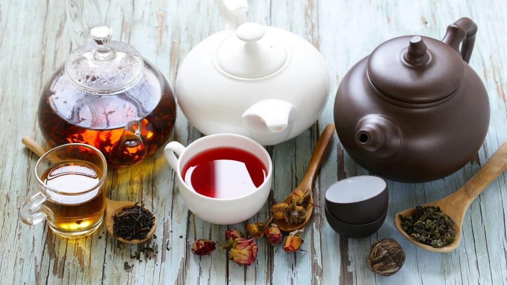El té oolong puede mejorar la función cerebral