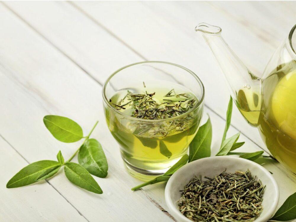 El té verde podría ayudarle a vivir más tiempo