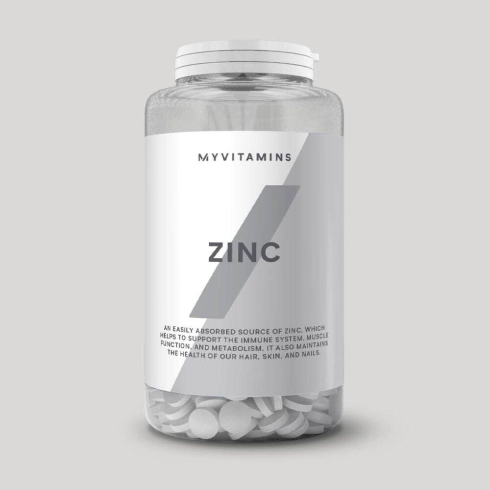 El zinc puede reducir eficazmente la inflamación