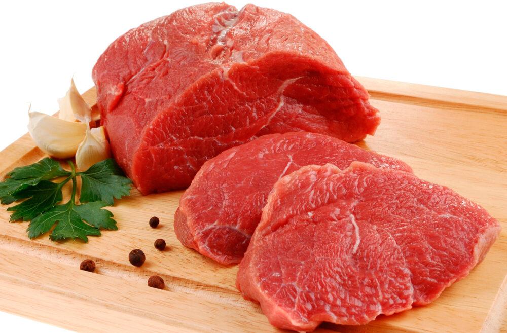 Elija alimentos de animales criados éticamente