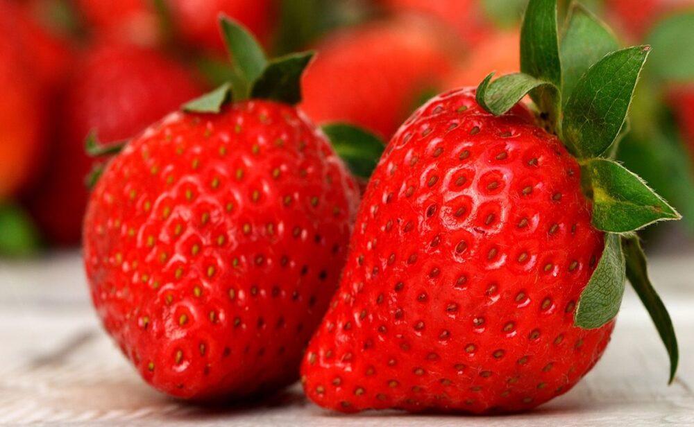 Fresas: Datos de nutrición y beneficios para la salud
