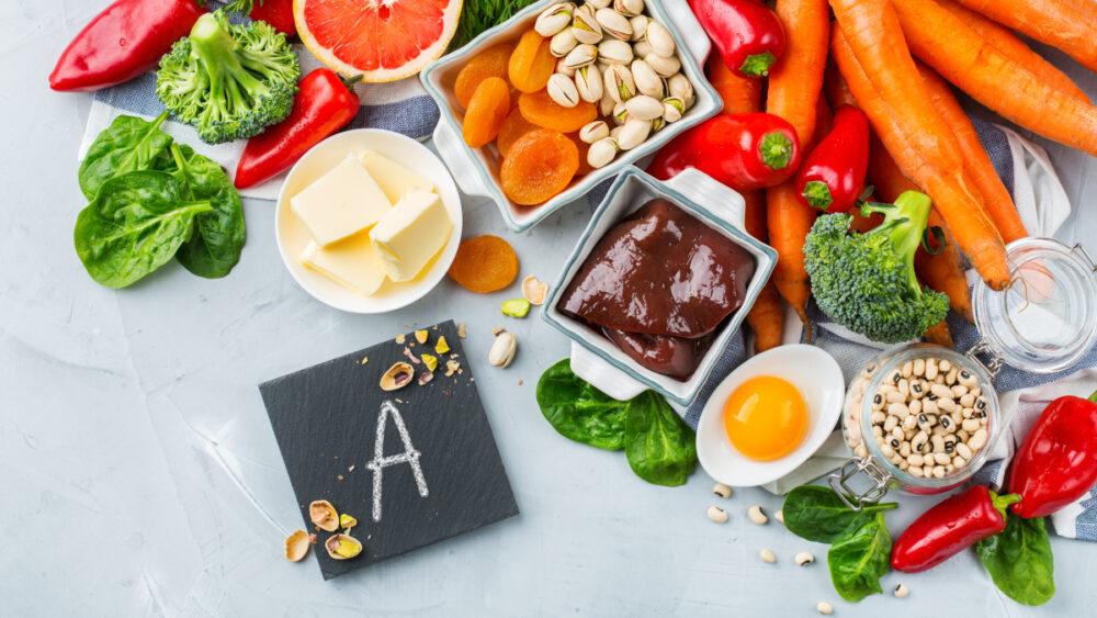 Vitamina A: Beneficios, Deficiencia, Toxicidad y más