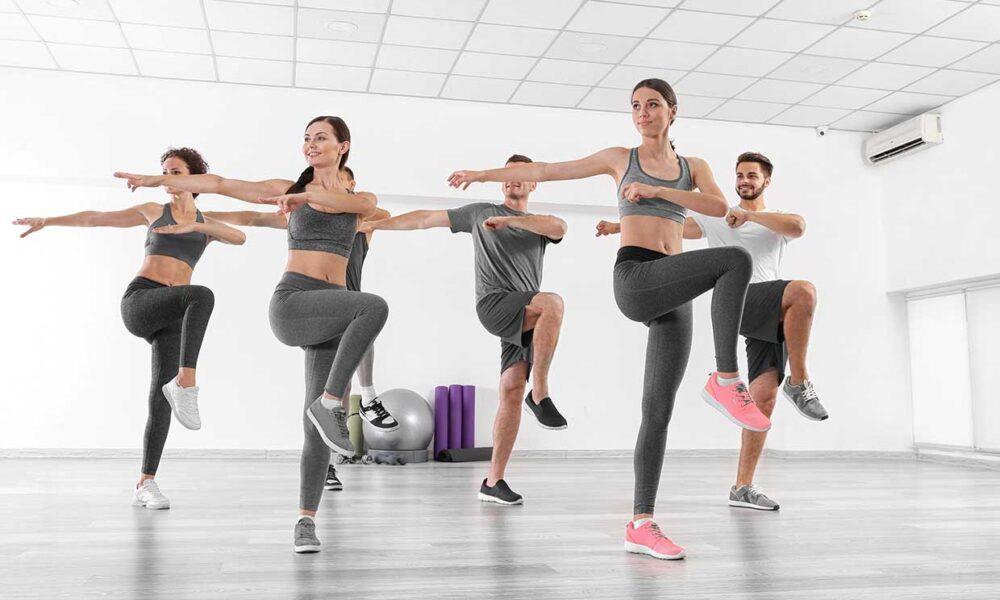 Haga ejercicio aeróbico