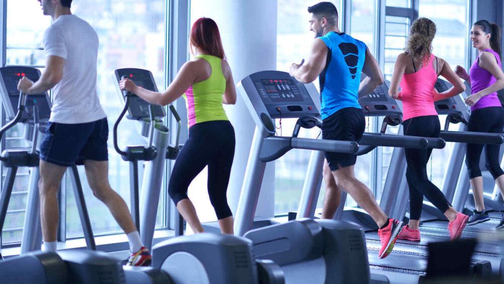 Haga ejercicio regularmente