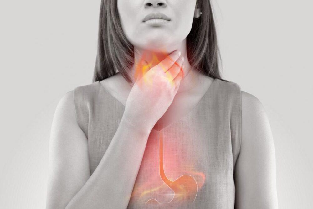 Infecciones de garganta y pecho