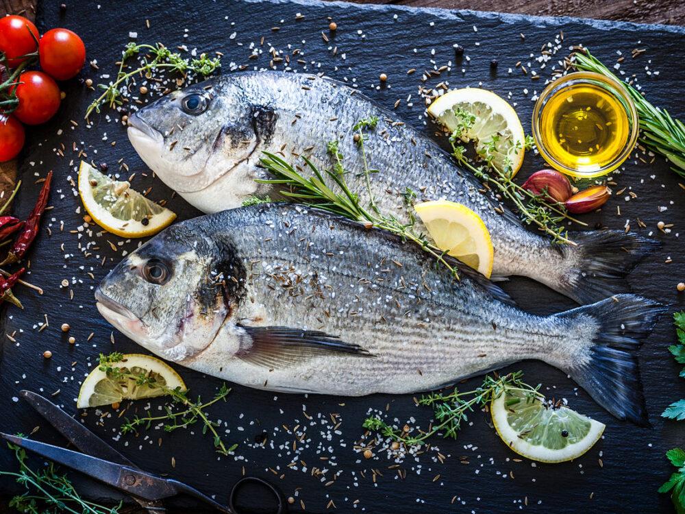 Infecciones parasitarias del pescado crudo