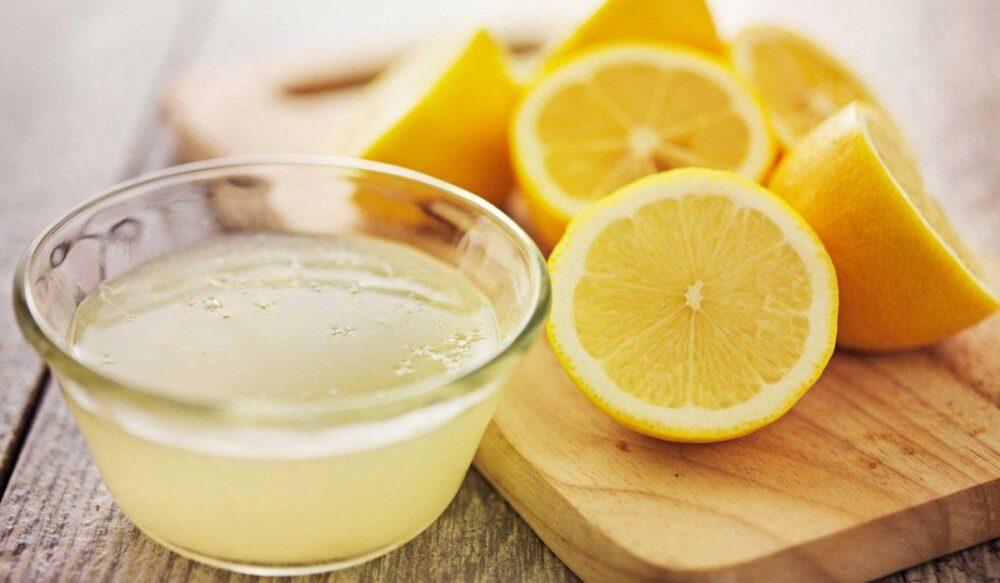 Jugo de limón: Ácido o alcalino, y ¿importa?