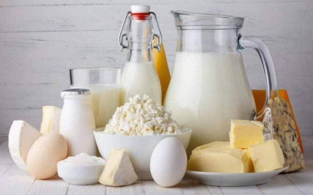 Lácteos no pasteurizados